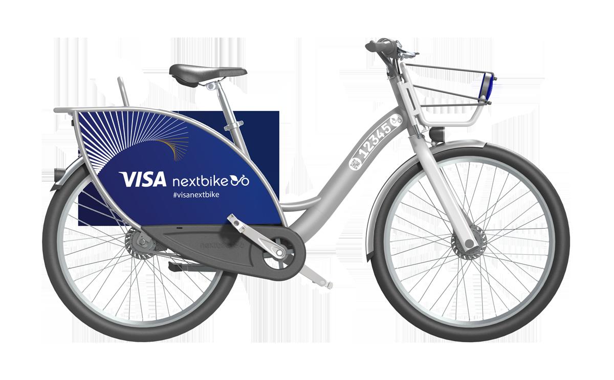 nextbike Visa 2018
