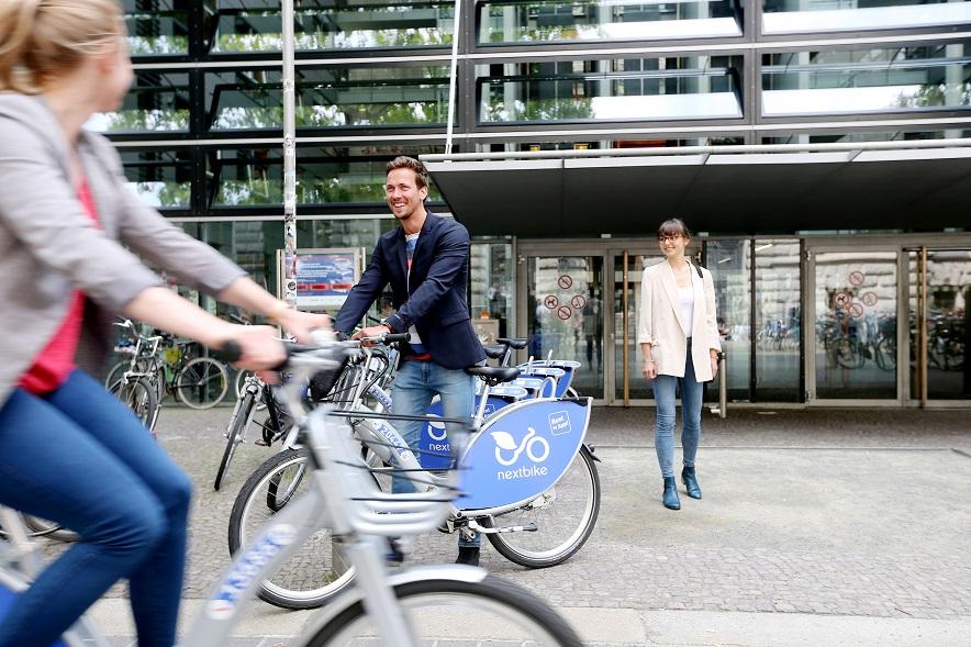 Businessbike Mitarbeiterrad