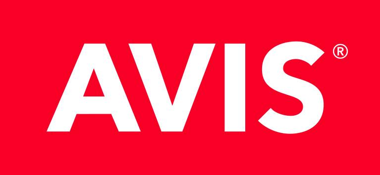 Avis Logo rot
