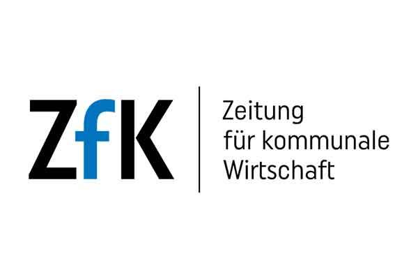 Logo Nachrichtenportal ZfK